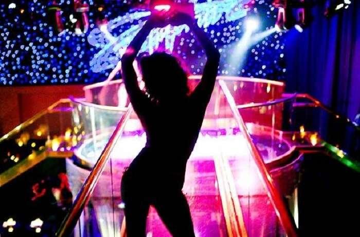 biggest strip club in vegas