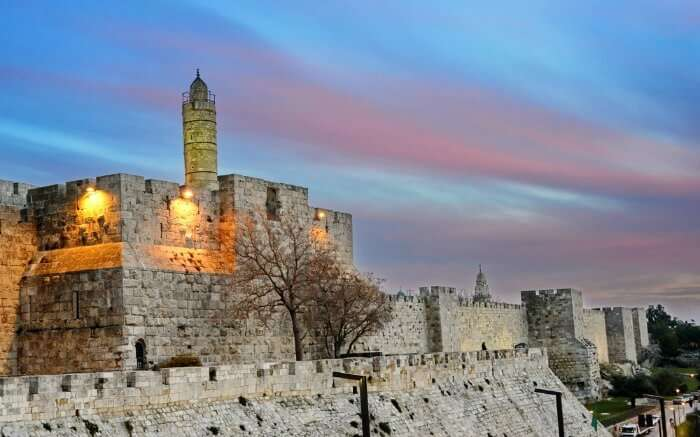 Tower Of David Museum in Jerusalem