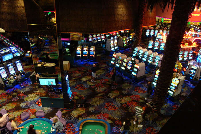 Try Your Luck At Atlantis Casino
