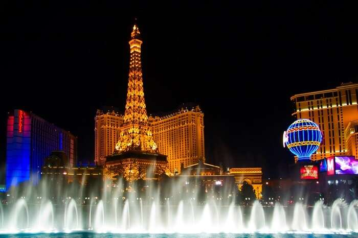places to see in las vegas