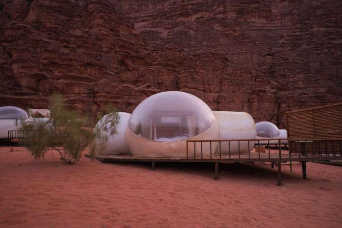 Wadi Rum Night Luxury Camp, Wadi Rum