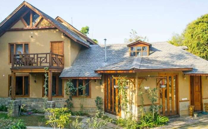 The Lodge At Wah in Palampur