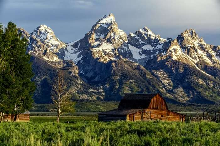 wyoming in USA