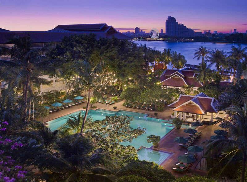 anantara resort in thailand