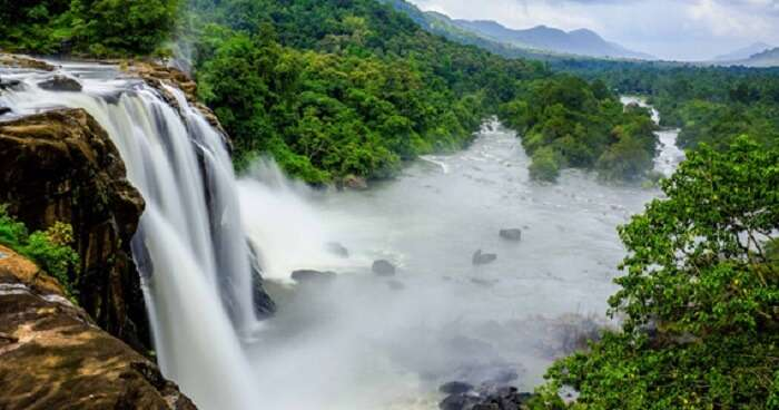 best waterfalls in kerala