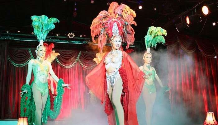 cabaret performances at Koh Samui