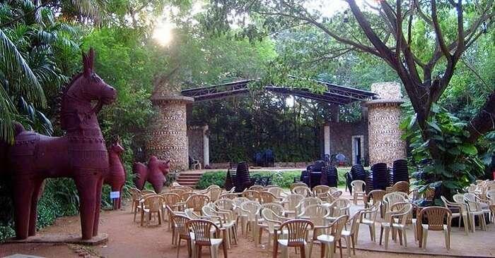 Chitravana resort mysore