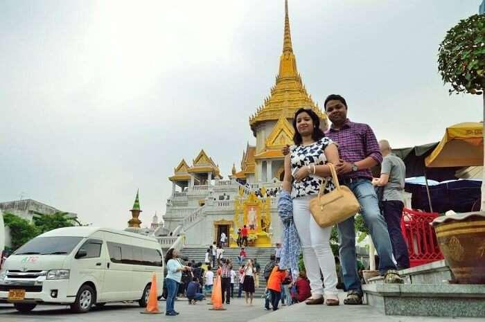 Golden Buddha Temple visit