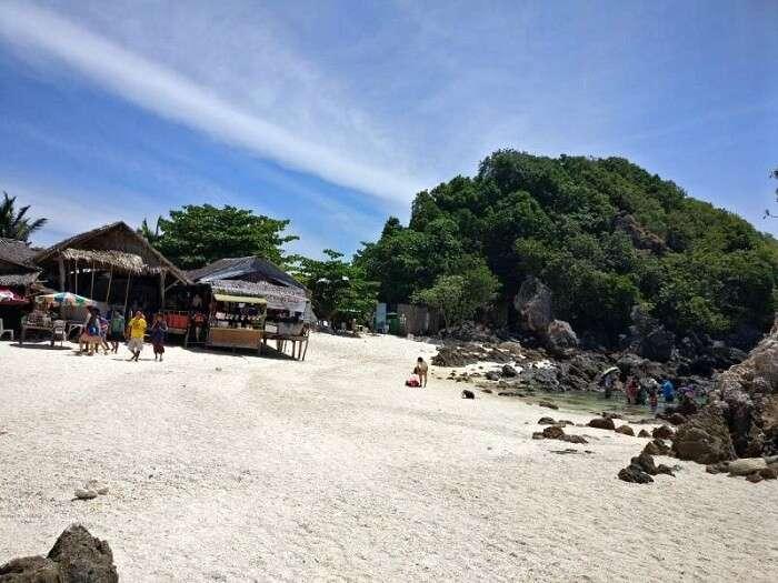 khai island tour thailand