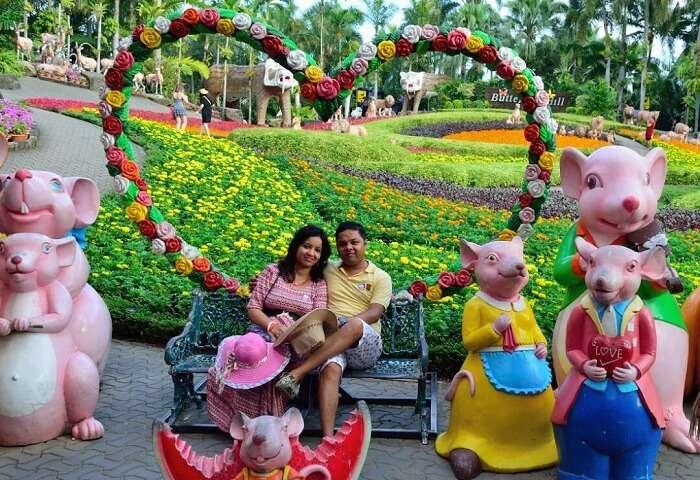 bangkok safari world trip