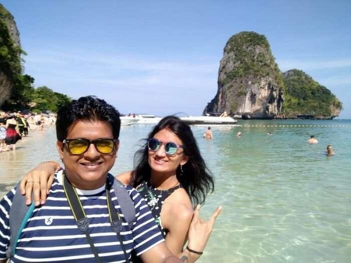 honeymoon in thailand