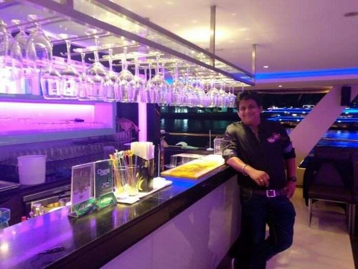 dinner cruise in bangkok