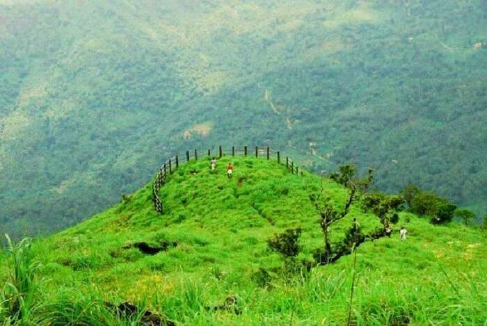 highest peak in kerala