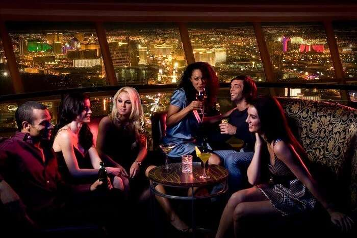 best bar and lounge in vegas