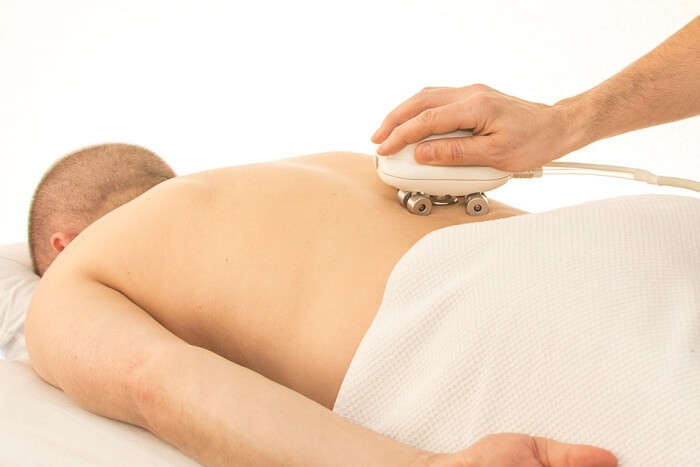 Massage Back Pain Well Being Relaxation