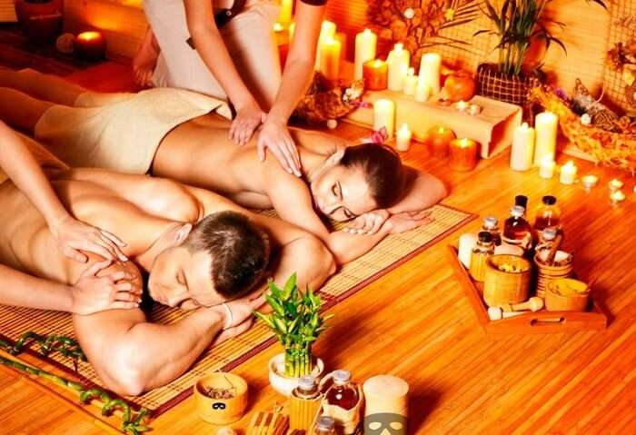 spa at the chancery court london