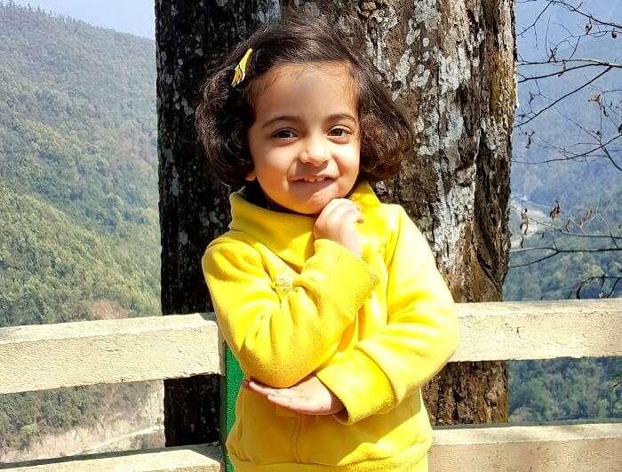 children in sikkim