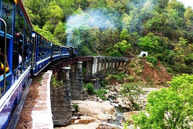 Nilgiri mountain train