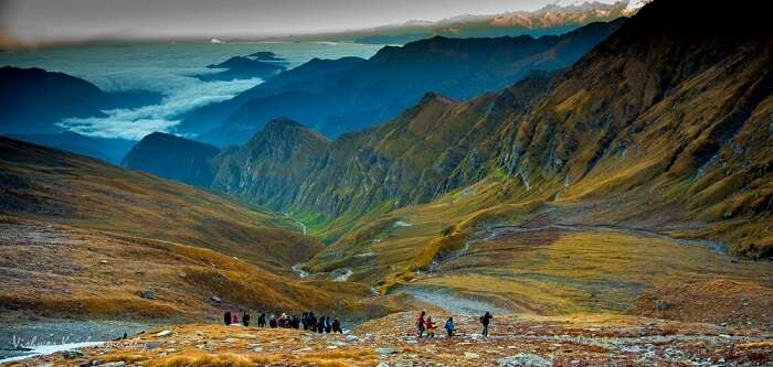 Roopkund Lake Trek, India