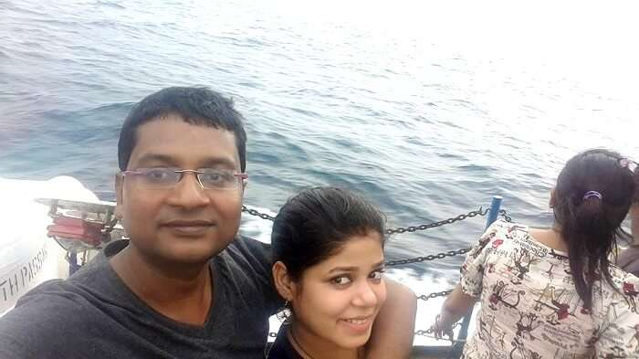 couples trip to andaman