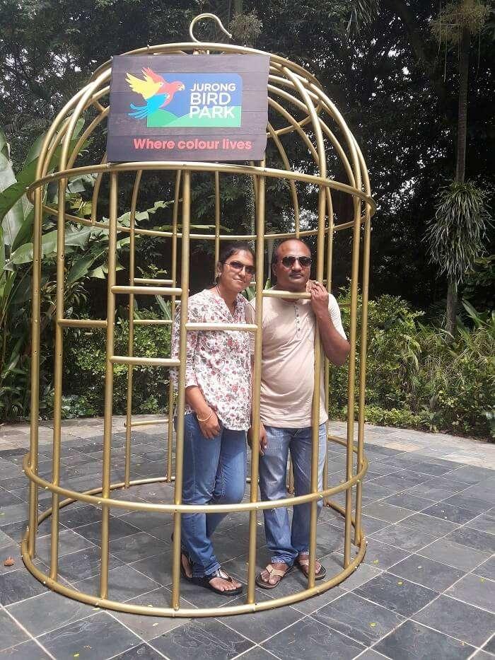 bird park in singapore