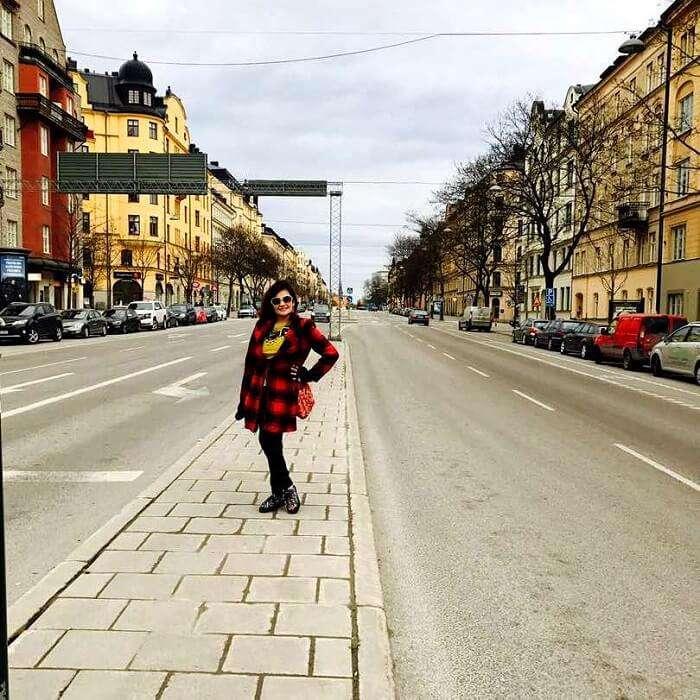 trip to Sweden