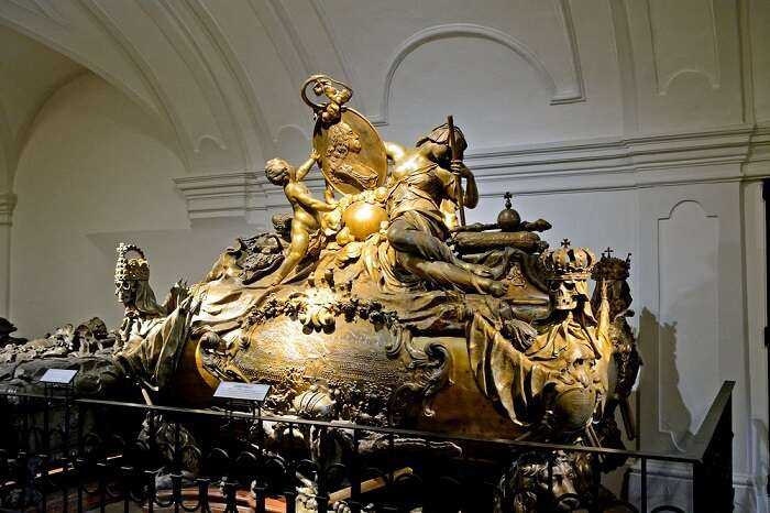 The Imperial Crypt, Vienna