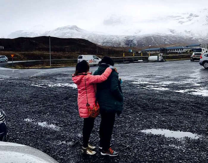 family trip to Iceland