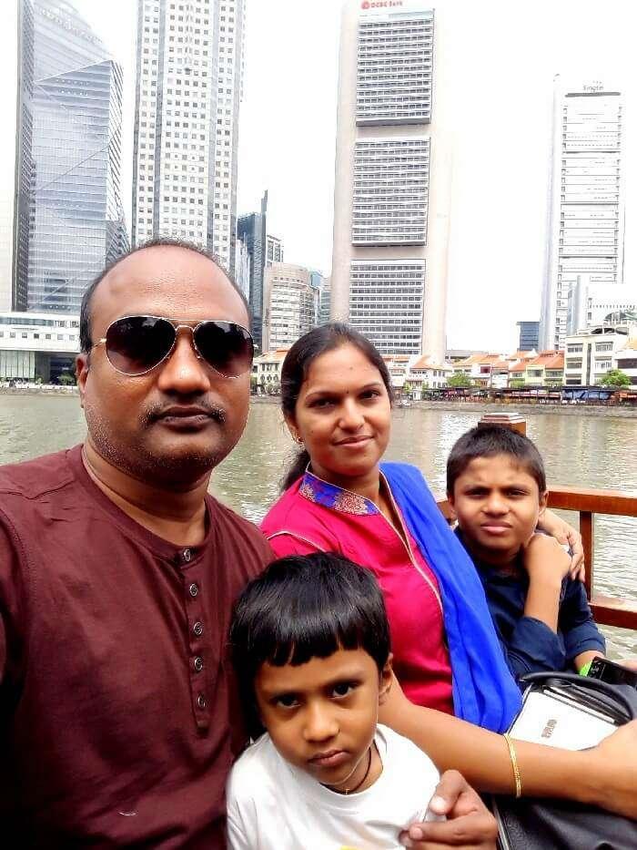 singapore cruise drive