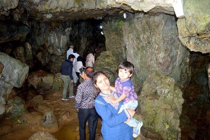 mawmluh caves meghalaya