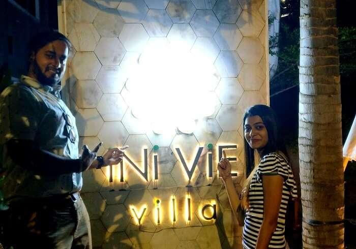 Private villas in Bali