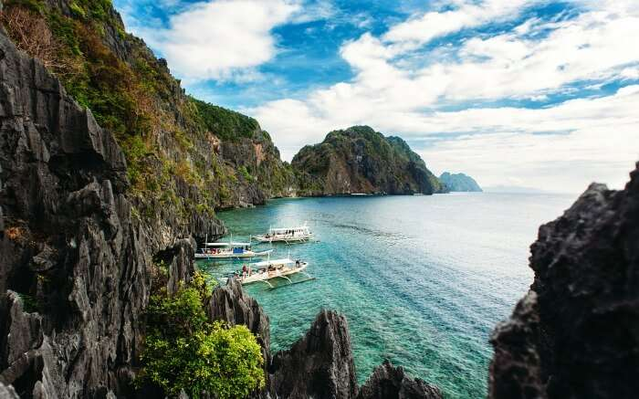 El Nido in Palawan - a must visit island on your Philippines honeymoon