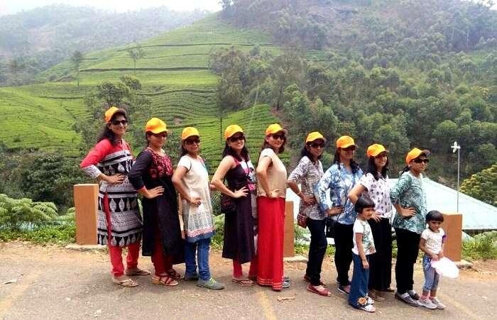 sightseeing in kerala