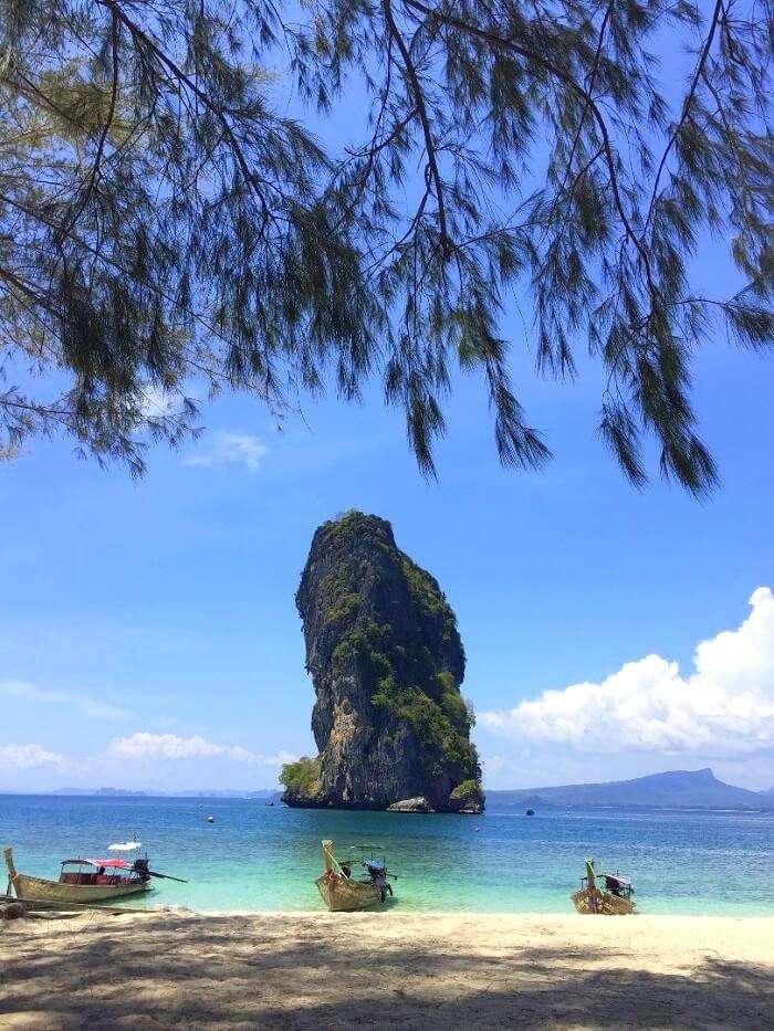 krabi island visit thailand