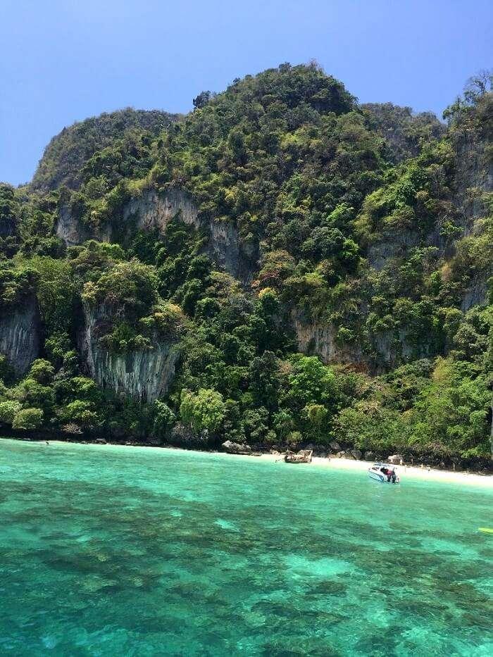 phi phi tour in thailand