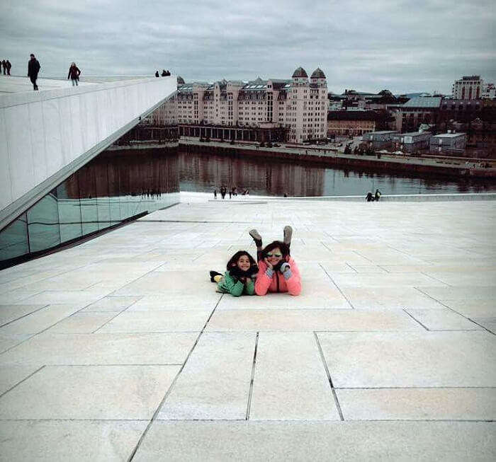 trip to Oslo, Norway