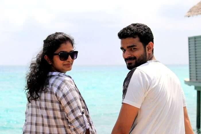 photo session in maldives