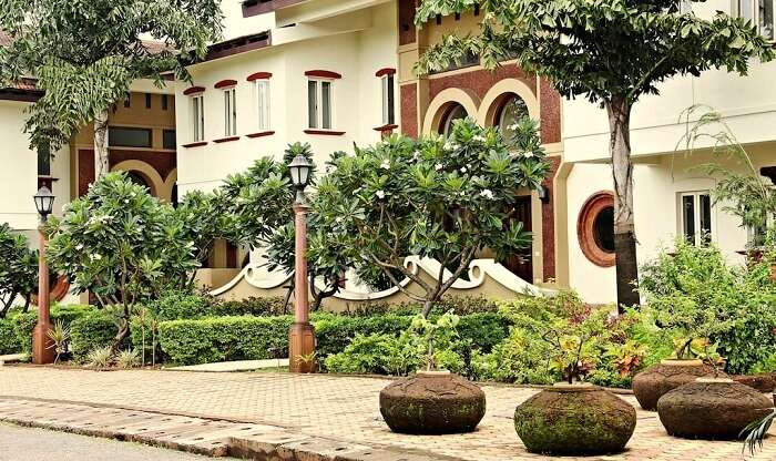 villas in margoan goa