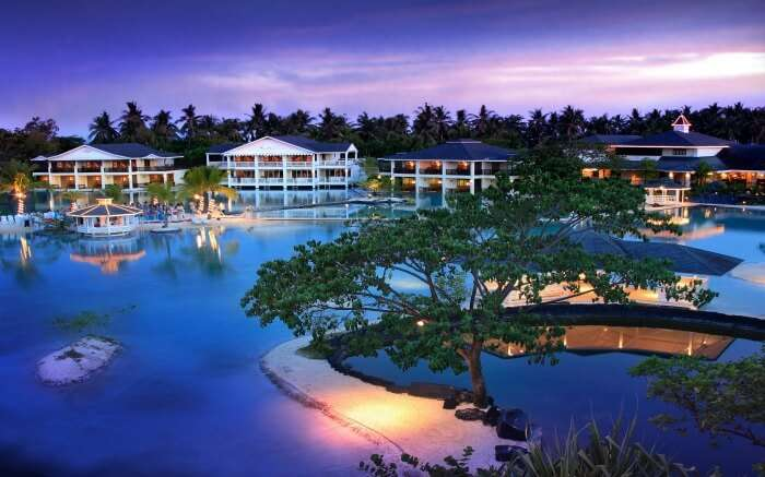 Plantation Bay Resort & Spa in Cebu Philippines