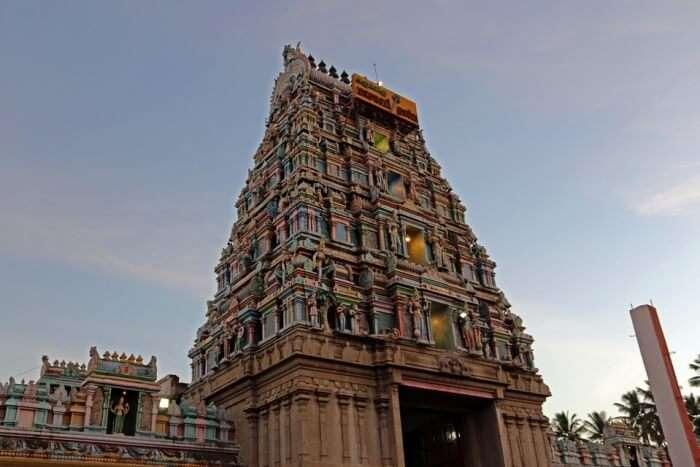 Sri Gokilambal Thirukameswar Temple