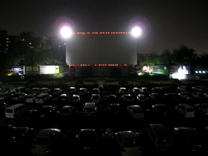 open air cinema ahmedabad