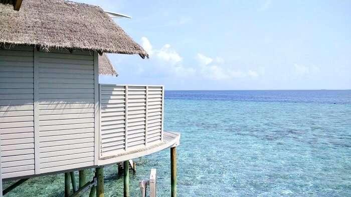 honeymoon water villas