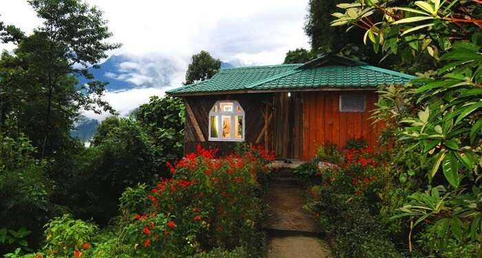 cheap romantic resorts in sikkim
