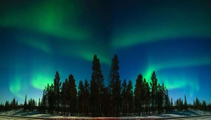 Witness the marvelous Northern Lights_25th mar