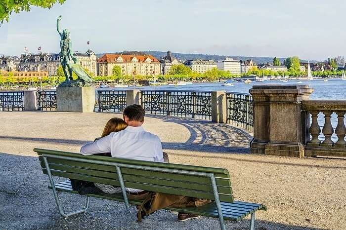 honeymoon in zurich