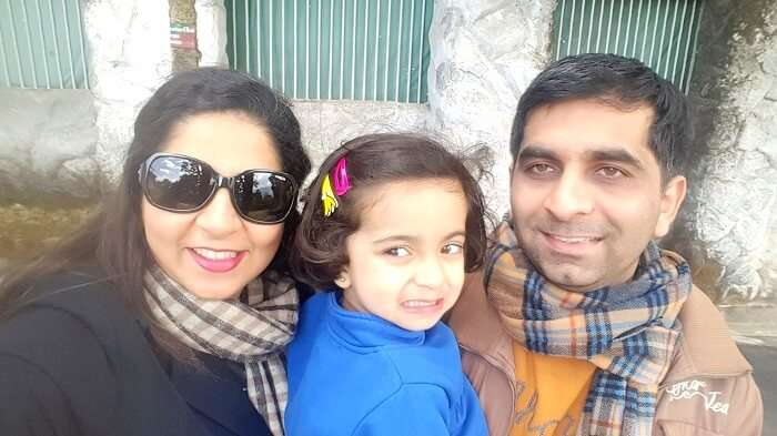 family vacation to sikkim