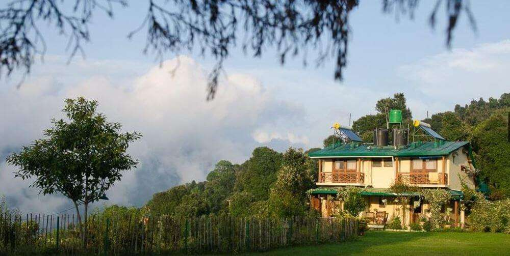 Emerald Trail Hotel in Bhimtal