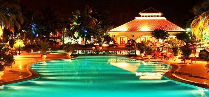 golden palm resort in bangalore for couples
