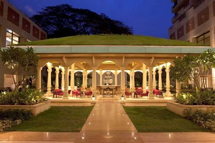 itc gardenia for a romantic vacation