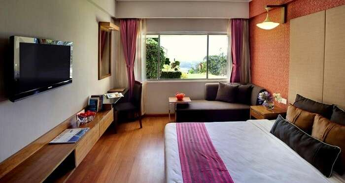romantic resorts in ooty india